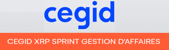cegid gestion d'affaires
